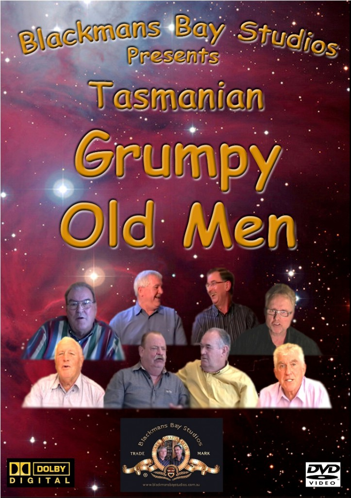 Grumpy Old Men DVD Cover