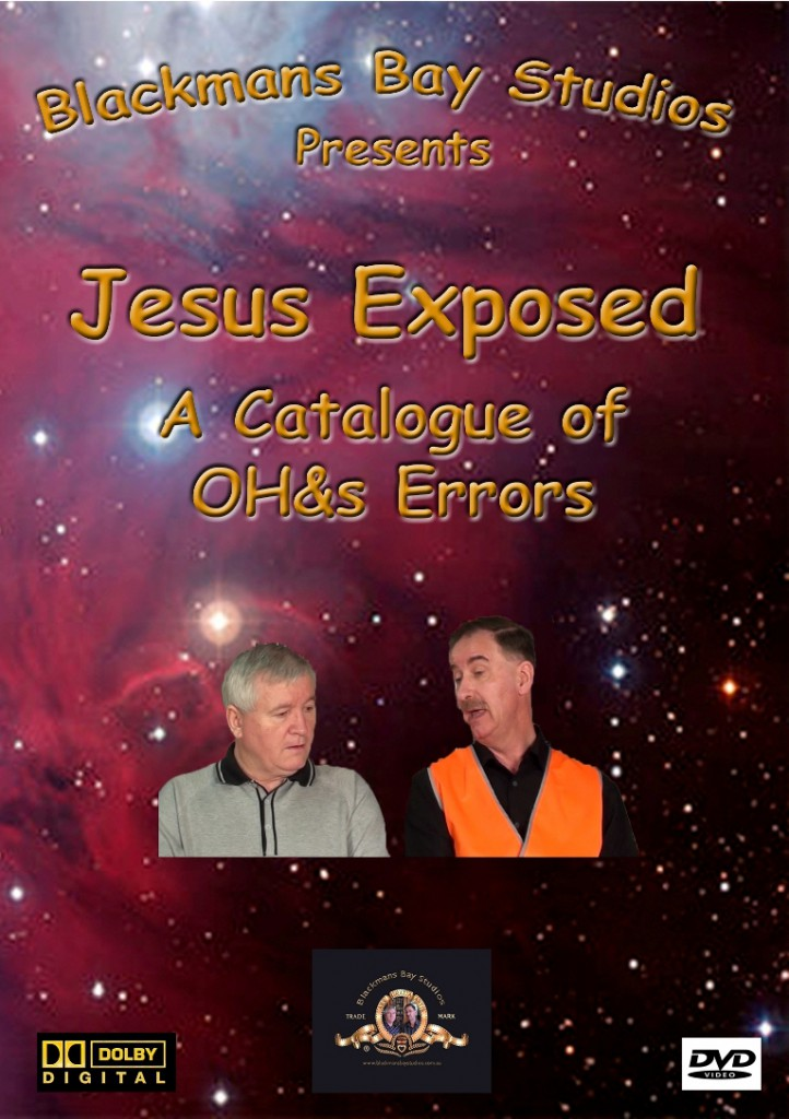 Jesus Exposed DVD Cover