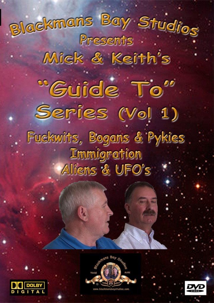 Mick & Keith's Guide To Series Vol 1 DVD Cover