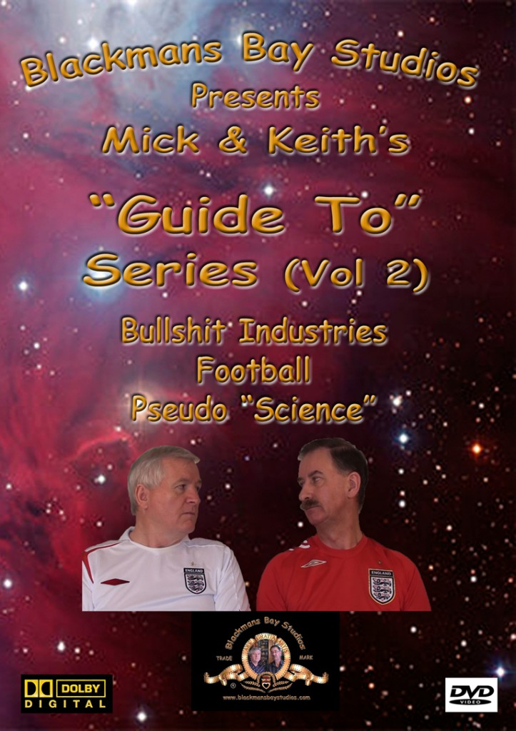 Mick & Keith's Guide To Series Vol 2 DVD Cover