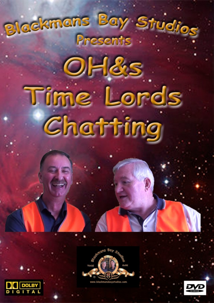 OH&s Time Lords Chatting DVD Cover