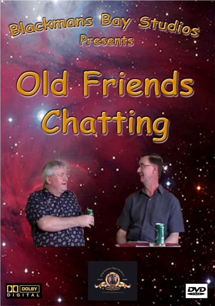 Old Friends Chatting DVD Cover