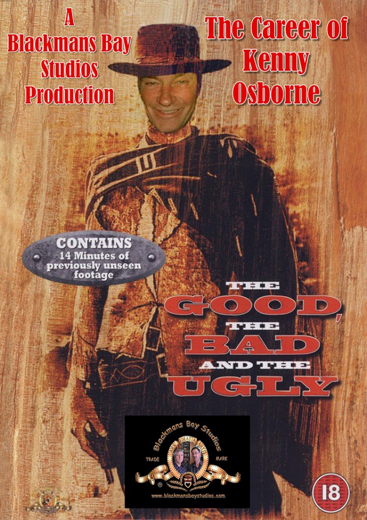 The Good The Bad And The Ugly DVD Cover
